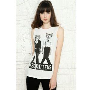 Corner Shop Sex Kittens T-Shirt